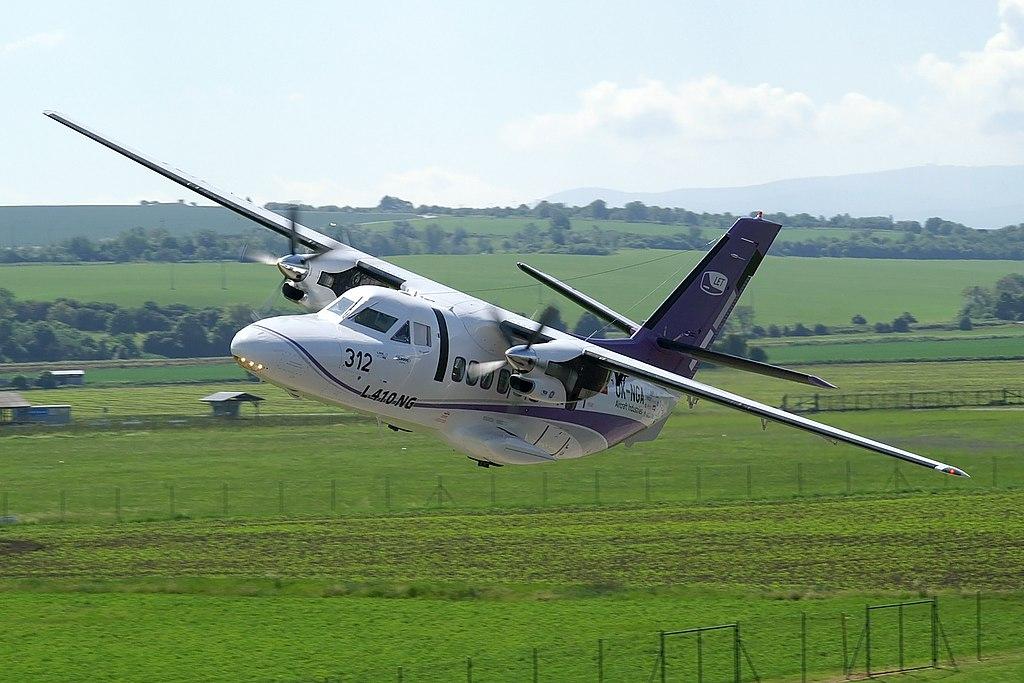 В Иркутской области потерпел крушение пассажирский самолёт L-410