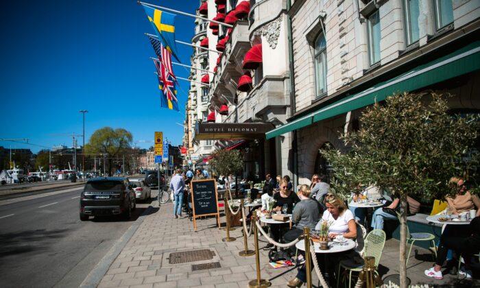 Швеция объявила о снятии ограничений поCOVID-19