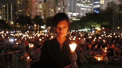 «Группа памяти» о жертвах Тяньаньмэнь распалась в Гонконге после ареста её лидеров