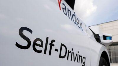 «Яндекс» в этом году протестирует самоуправляемые такси в Москве