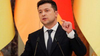 Президент Украины допустил возможность «полномасштабной войны» с Россией