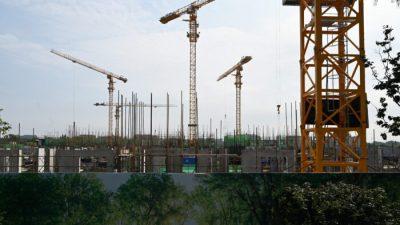 Цены на новостройки в Китае показывают самый медленный рост за 8 месяцев