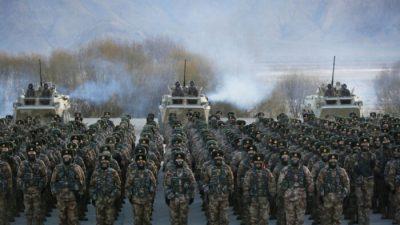 Доктрина «трёх войн» лежит в основе проникновения Китая на Запад