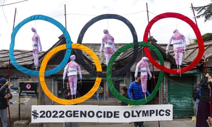Правозащитники призвали ведущие телекомпании к бойкоту Олимпийских игр в Пекине