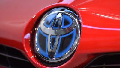 Toyota снизила производительность на 3% из-за нехватки запчастей и чипов