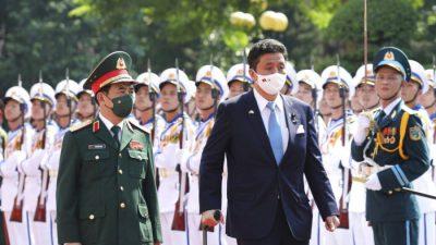 Япония обеспечит Вьетнам военной техникой в связи с нарастающей угрозой со стороны Китая