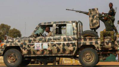 Силы безопасности Нигерии спасли почти 70 пропавших без вести детей