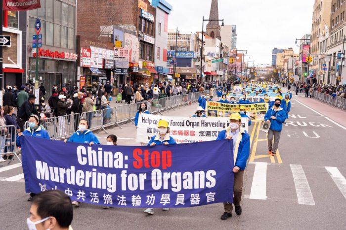 «Коммерческие убийства» в Китае для трансплантации органов должны прекратиться, заявил лорд Великобритании