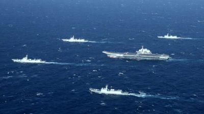Новое правило Китая для морских судов нарушает международные соглашения и нормы