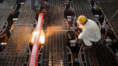 Экономика Китая ослабла из-за пандемии и кризиса поставок