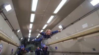 Россияне готовятся снять фильм в космосе