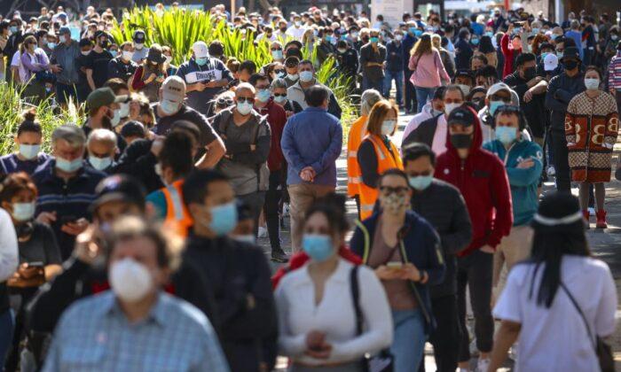 Около 60000 австралийцев подписали петицию против обязательной вакцинации учителей и детей
