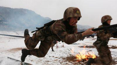 Военные учения Китая в Тибете — предупреждение для Индии, считают военные эксперты