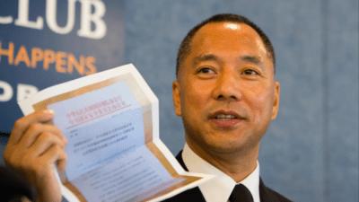 Медиакомпании изгнанного из Китая миллиардера выплатят более $500 млн за незаконное привлечение инвестиций