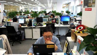 Китай седьмой год подряд назвали самым злостным нарушителем свободы интернета