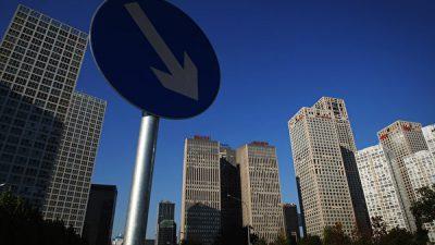 Количество сделок с недвижимостью резко упало в 66 городах Китая