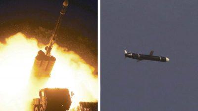 В разработке крылатой ракеты КНДР помогли Китай и Иран