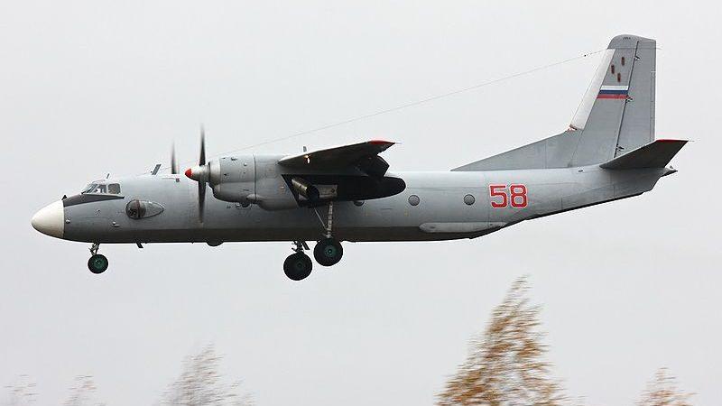 Самолёт Ан-26. Фото: Igor Dvurekov/commons.wikimedia.org/CC BY-SA 3.0 | Epoch Times Россия