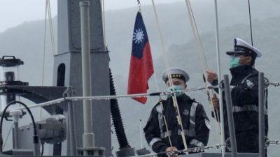 Китай отправил бомбардировщики и истребители в зону ПВО Тайваня