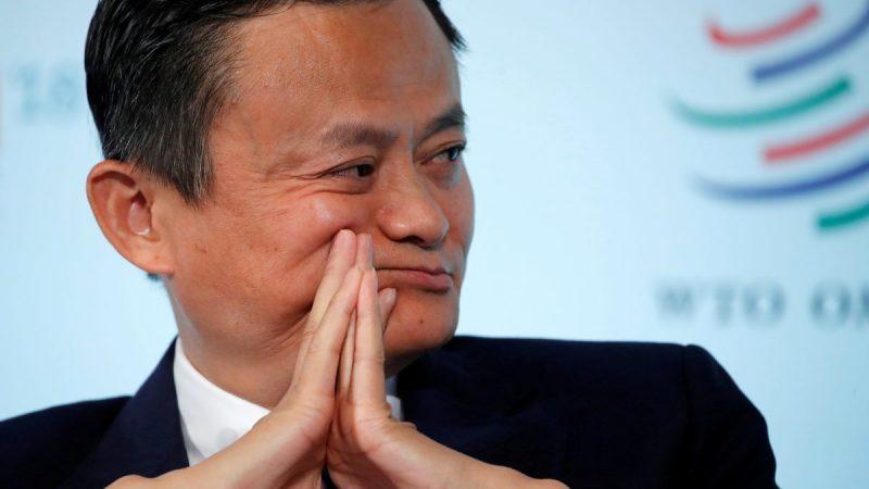 Соучредитель ибывший председатель совета директоров Alibaba Group Джек Манафоруме Всемирной торговой организации (ВТО) «Торговля 2030» вЖеневе, Швейцария, 2октября 2018 года. (Denis Balibouse/Reuters)   Epoch Times Россия