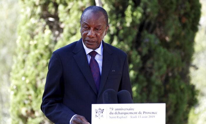 Alpha Conde Guinea 700x420 1 - Лидер мятежников в Гвинее: Мы должны проснуться