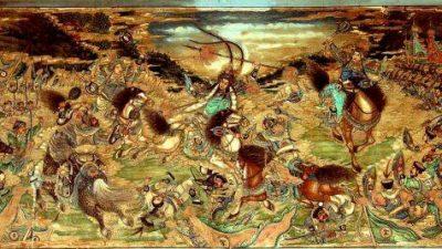 Древняя китайская легенда о сострадательном генерале