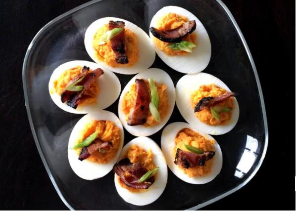 Bez imeni - Японские яйца «кимчи» от шеф-повара
