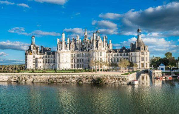 Шато де Шамбор, самый большой замок в долине Луары, Франция. (Javarman via Dreamstime)