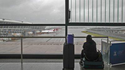 Китай будет жёстко ограничивать зарубежные рейсы до 2022 года и даже дольше
