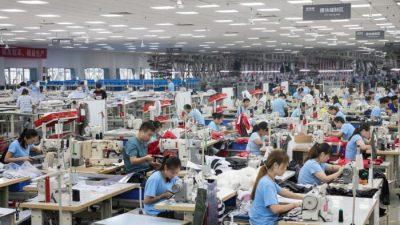 Прибыль заводов вКитае падает. Промышленность готовится кэнергетическому кризису