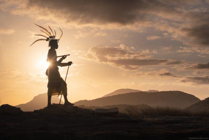 Кенийские племена глазами русского фотографа