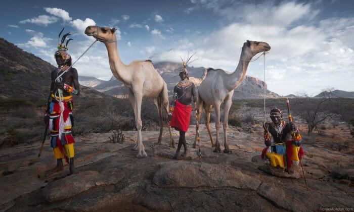 Кенийские кочевники. (С любезного разрешения Daniel Kordan) | Epoch Times Россия