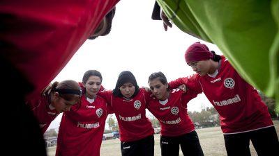 Женская сборная Афганистана по футболу бежала от талибов в Пакистан