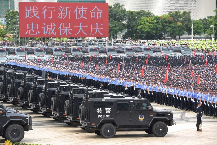 Транснациональные репрессии Китая должны прекратиться