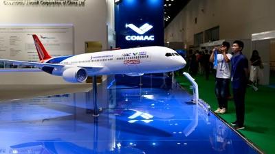 В Китае началась сборка российско-китайского самолёта