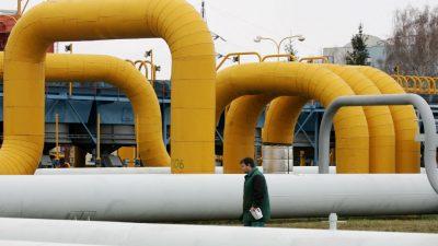 Турция просит скидку на российский газ