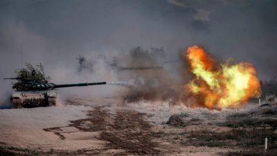 За учениями «Запад-2021» наблюдают военные представители 45 стран