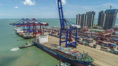 Морская экспансия Китая вызывает тревогу