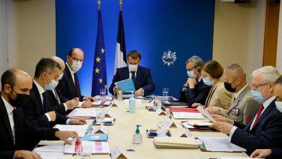 Телефоны пяти французских министров заражены шпионским ПО Pegasus