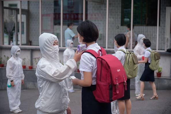 Северная Корея отказывается от китайской вакцины против Covid-19
