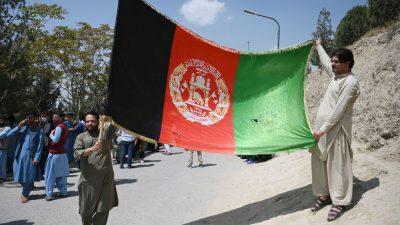 В городах Афганистана прошли демонстрации жителей в поддержку ополченцев в Панджшере