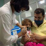 На Кубе началась вакцинация детей от двух лет