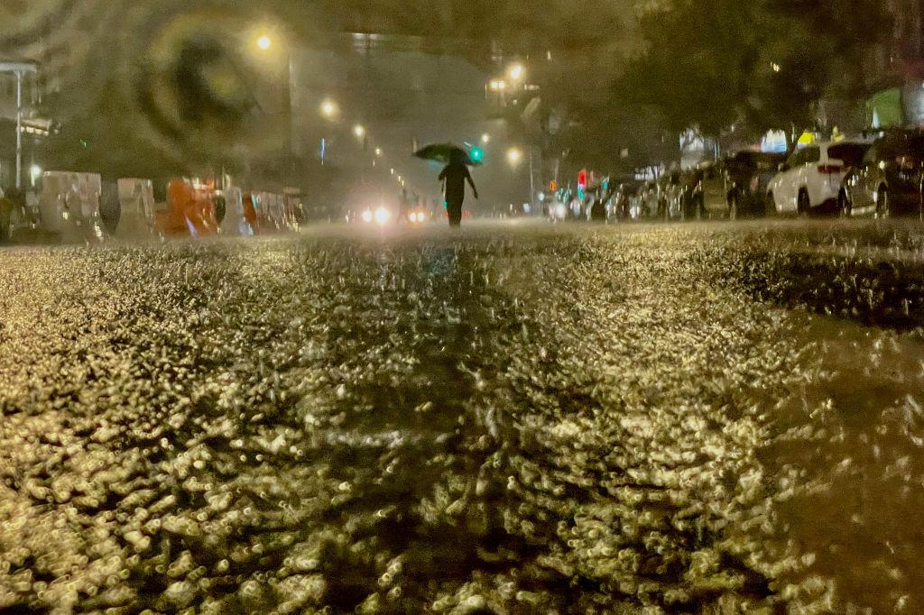 В Нью-Йорке введён режим ЧС из-за урагана «Ида»