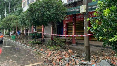 В Китае произошло землетрясение магнитудой 6,0. Есть жертвы