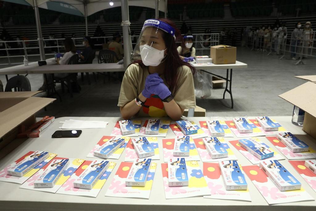 В Южной Корее выявили три случая заражения новым штаммом «Мю»