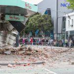 Сильное землетрясение в Австралии разрушило более 45 зданий