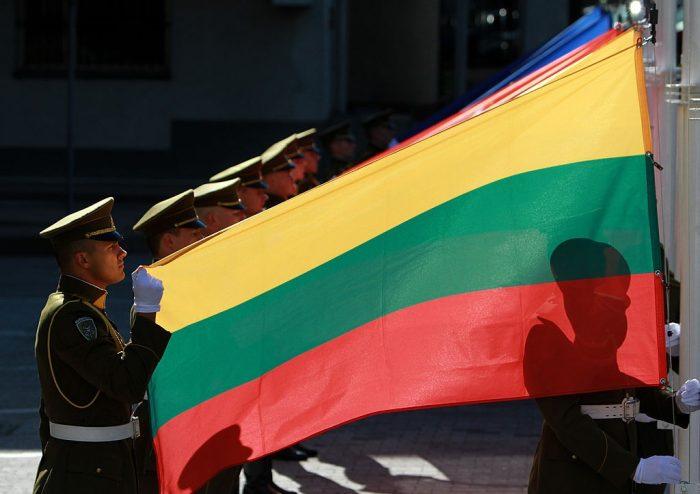 МИД Литвы отзовёт своего посла из Китая