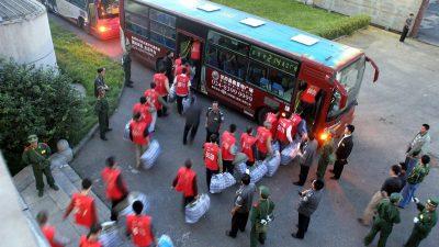 В китайской тюрьме строгого режима гибнут заключённые