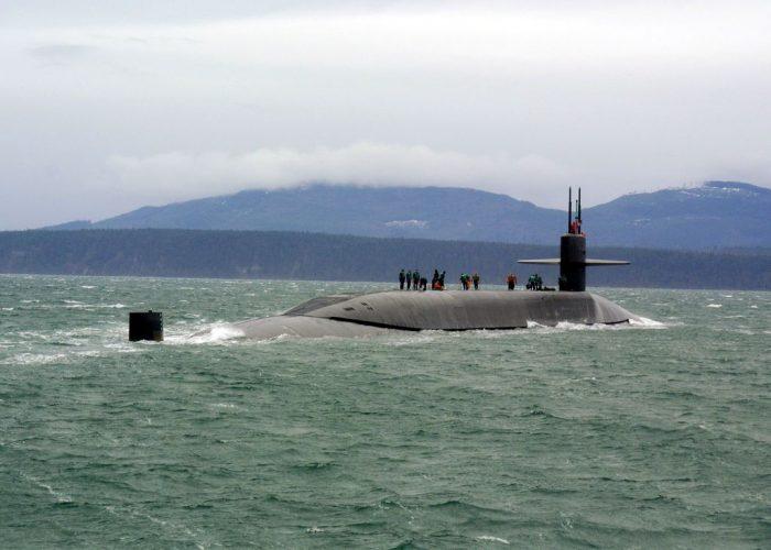 В Карском море обнаружили контейнер с атомным реактором подлодки К-19