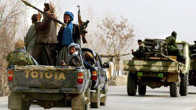 США оставили талибам военную технику на $90 млрд
